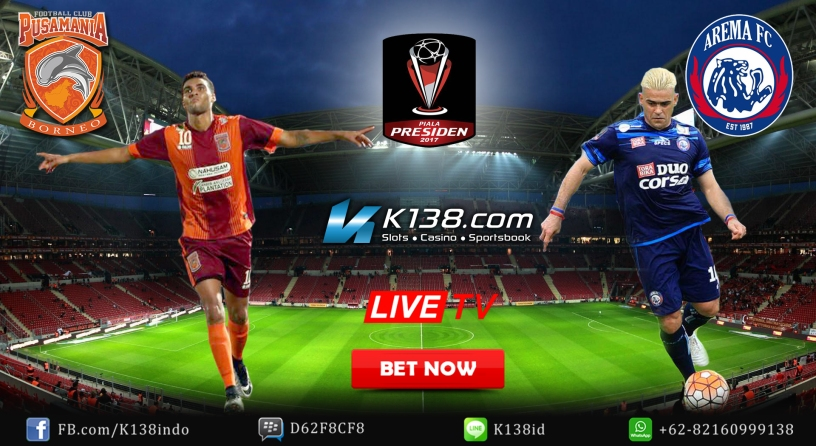 Pusamania Borneo F.C. vs AREMA FC