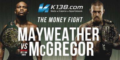 The Money Fight - Floyd Mayweather vs Conor McGregor