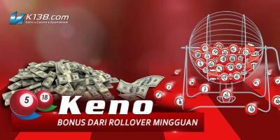QQ Keno Bonus Tambahan