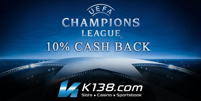 Bonus Deposit UEFA Liga Champion