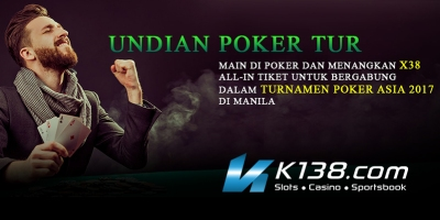 Undian Turnamen Poker Asia 2017